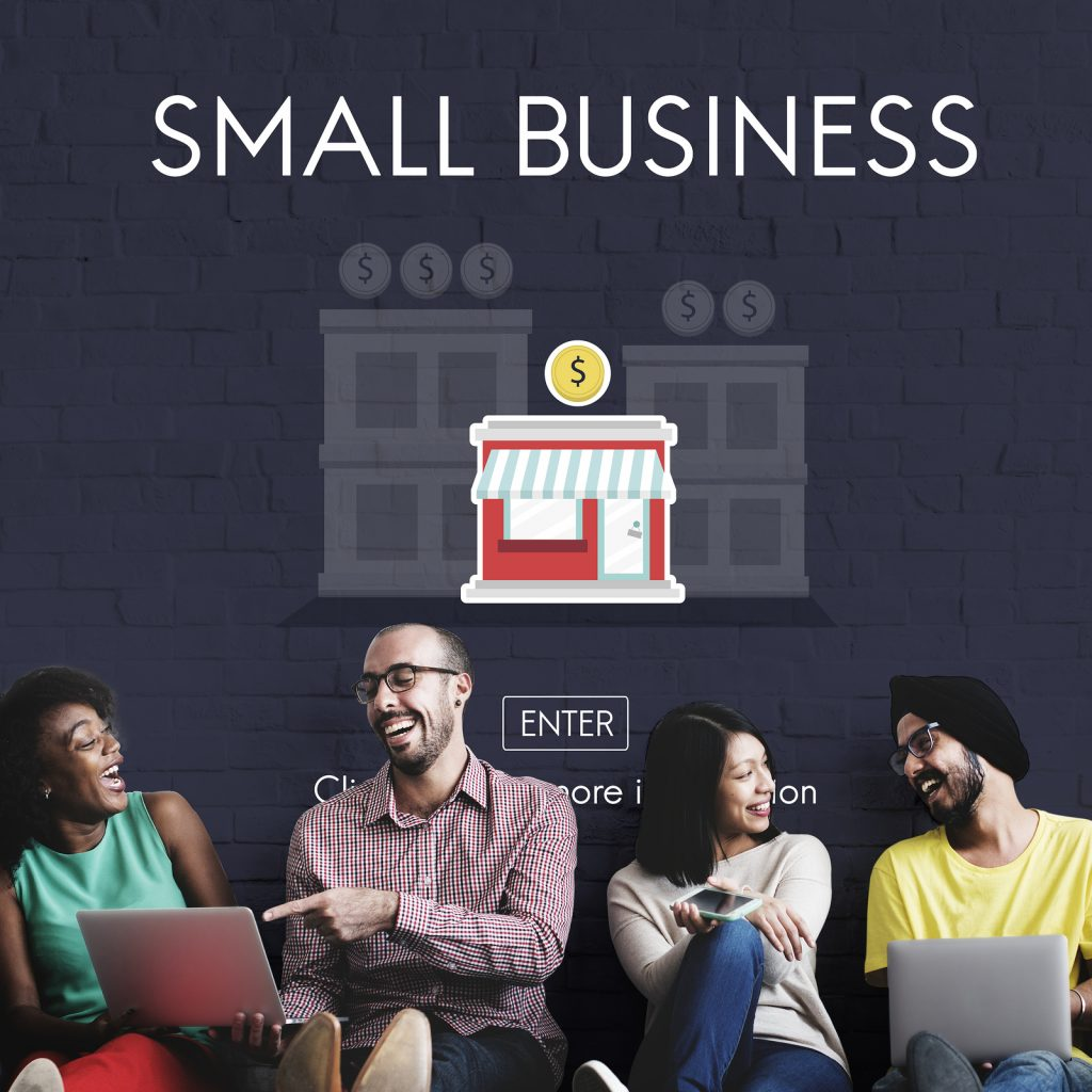 demonstrating a successful small business